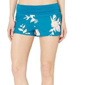 Roxy women's fold over board shorts endless summer